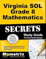 Virginia SOL Grade 8 Mathematics Secrets