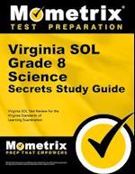 Virginia SOL Grade 8 Science Secrets