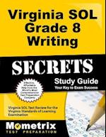 Virginia SOL Grade 8 Writing Secrets