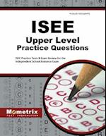 ISEE Upper Level Practice Questions