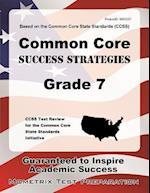 Common Core Success Strategies Grade 7 Study Guide