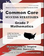 Common Core Success Strategies Grade 7 Mathematics