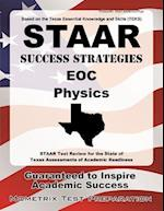 STAAR Success Strategies Eoc Physics