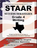 STAAR Success Strategies Grade 4 Writing Study Guide