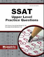 SSAT Upper Level Practice Questions