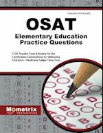 OSAT Elementary Education Practice Questions