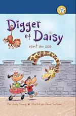 Digger Et Daisy Vont Au Zoo / Digger and Daisy Go to the Zoo (I Am a Reader Digger and Daisy)