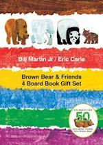Brown Bear & Friends Gift Set (Brown Bear and Friends)