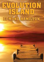 Evolution Island af Edmond Hamilton