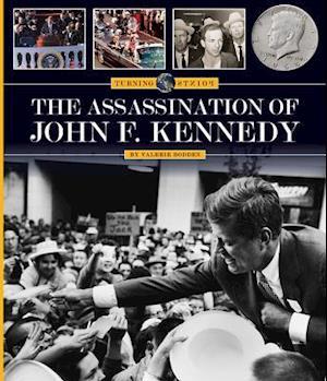 Bog, paperback The Assassination of John F. Kennedy af Valerie Bodden