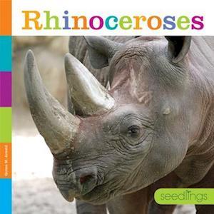 Bog, paperback Rhinoceroses af Kate Riggs