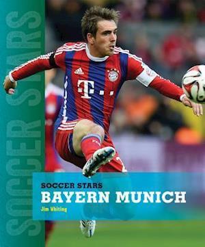 Bog, paperback Bayern Munich af Jim Whiting