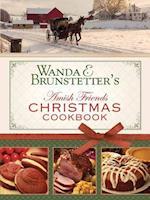 Wanda E. Brunstetter's Amish Friends Christmas Cookbook af Wanda E Brunstetter