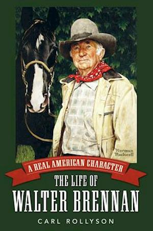 A Real American Character af Carl E. Rollyson