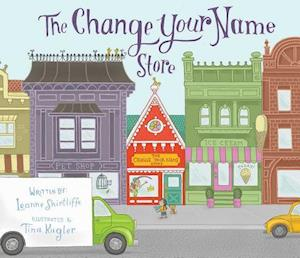 The Change Your Name Store af Leanne Shirtliffe