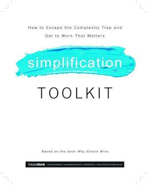 Bog, paperback Why Simple Wins Toolkit