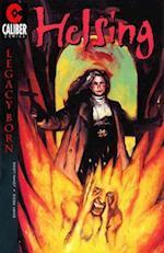Helsing: Legacy Born af Gary Reed