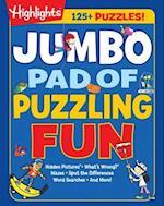 Jumbo Pad of Puzzling Fun (Highlights)