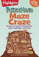 Puzzlemania Maze Craze (Puzzlemania)