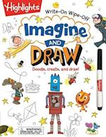 Imagine and Draw (Write On Wipe Off Activity Books)