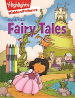 Find & Color Fairy Tales (Find Color Hidden Pictures)
