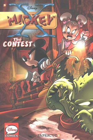 Disney Graphic Novels #5 af Bruno Enna, Stefano Ambrosio, Alessandro Sisti