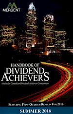 Mergent's Handbook of Dividend Achievers Summer 2016