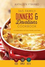 365 Family Dinners & Devotions Cookbook