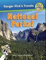 Ranger Rick Goes to the National Parks! (Ranger Rick Big Books)