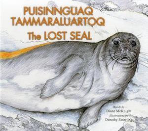 Bog, paperback The Lost Seal af Diane Mcknight