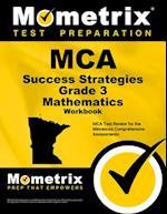 MCA Success Strategies Grade 3 Mathematics Workbook 2v
