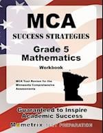 MCA Success Strategies Grade 5 Mathematics Workbook