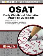 OSAT Early Childhood Education Practice Questions (Mometrix Test Preparation)