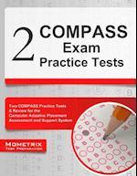 2 Compass Exam Practice Tests