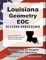 Louisiana Geometry Eoc Success Strategies Study Guide