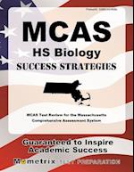 McAs HS Biology Success Strategies Study Guide