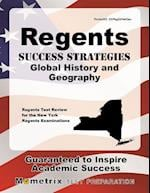 Regents Success Strategies Global History and Geography Study Guide