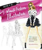 5-minute Fashion Illustration (Sketch and Go)
