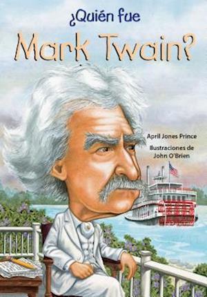 Bog, paperback Quien Fue Mark Twain? af April Jones Prince