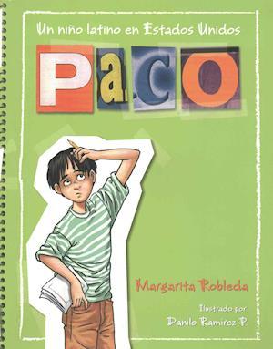 Bog, hardback Paco af Margarita Robleda
