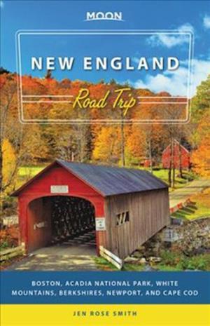 Bog, paperback Moon New England Road Trip af Jennifer Rose Smith