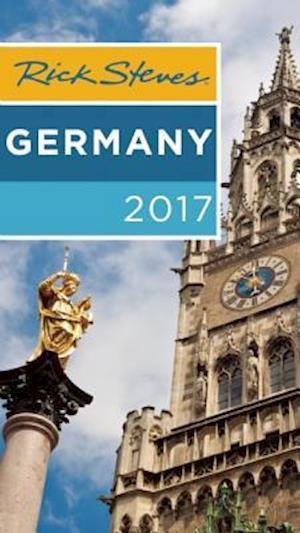 Bog, paperback Rick Steves Germany 2017 af Rick Steves