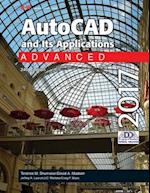 AutoCAD and Its Applications Advanced 2017 af David A. Madsen, Terence M. Shumaker, Jeffrey A. Laurich