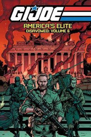 G.I. Joe America's Elite 6 af Mark Powers