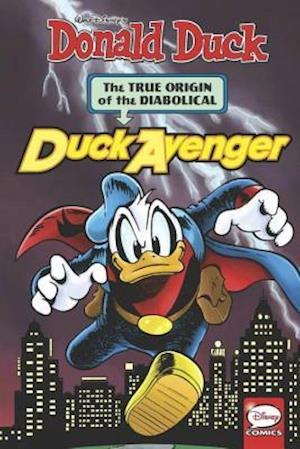 Donald Duck af Romano Scarpa