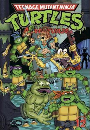 Teenage Mutant Ninja Turtles Adventures 12 af Dean Clarrain