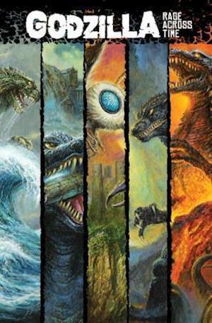 Bog, paperback Godzilla af Erick Freitas, Ulises Farinas, Ryan Ferrier