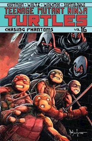 Bog, paperback Teenage Mutant Ninja Turtles, Vol. 16 af Tom Waltz, Kevin Eastman
