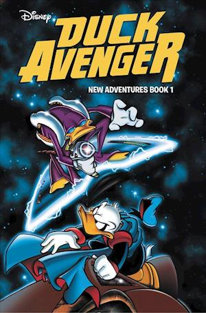 Bog, paperback Duck Avenger New Adventures, Book 1 af Alessandro Sisti, Ezio Sisto, Marco Bolla