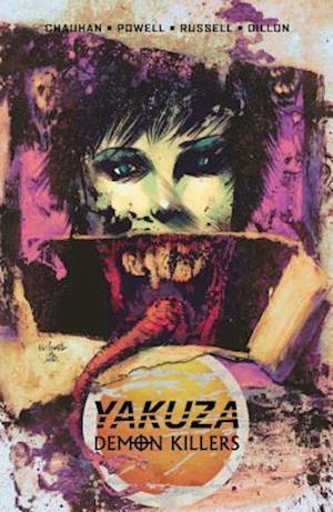 Bog, paperback Yakuza Demon Killers af Amit Chauhan